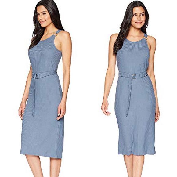 4564f56b8eaa MICHAEL Michael Kors Dresses | Rib Circle Trim Dress | Poshmark